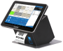 Registratore di cassa Pos touch screen GENIUS F RT